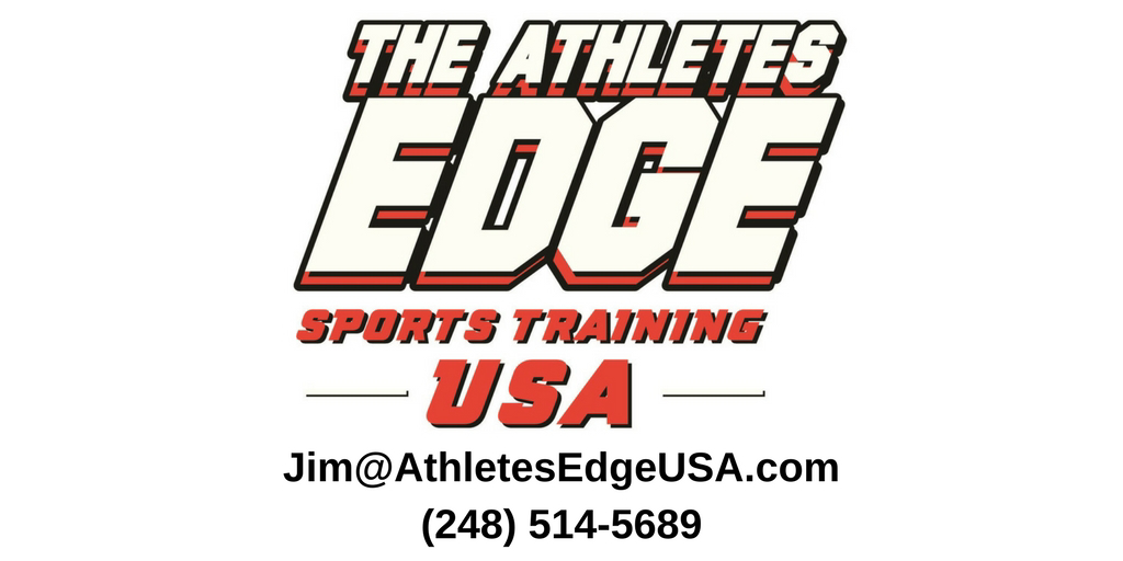 Athletes Edge sports training