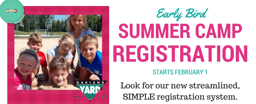 Summer Day Camp Waterford, MI Early Registration