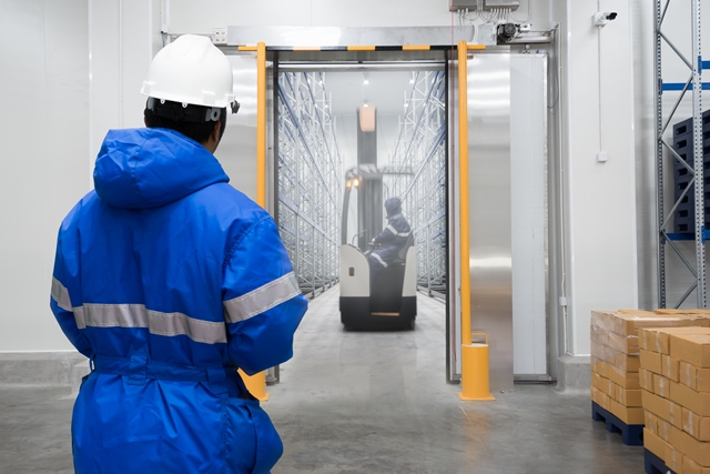 Company Providing Total Solutions for Cold Chain Logistics Services Adopts CipherLab's RK95 for Warehouse Operations