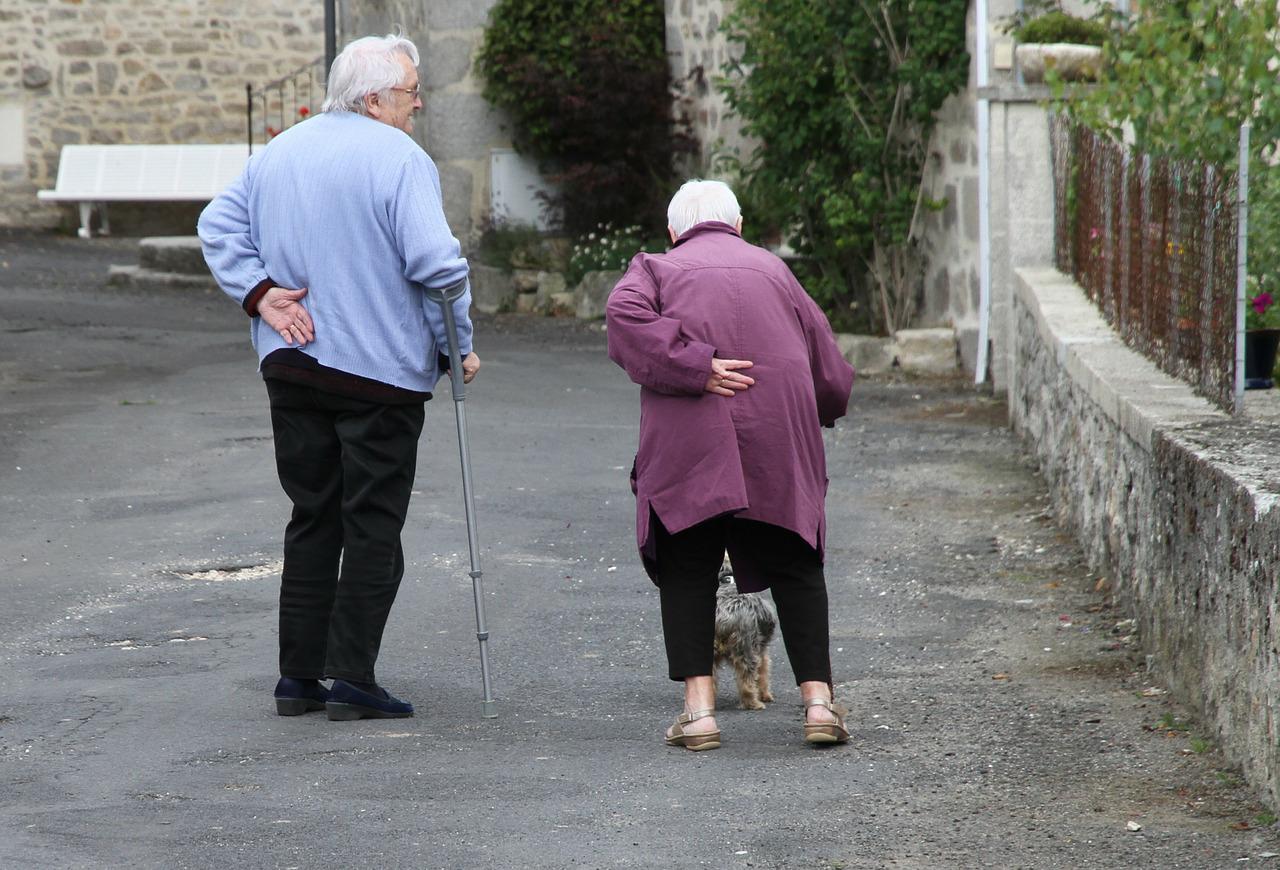 Longevity - more than old bones creaking at dawn