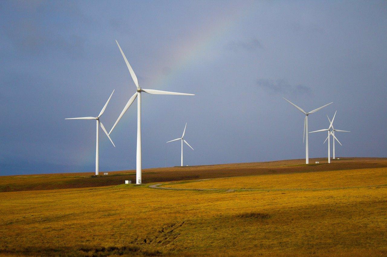 wind turbine sustainable energy