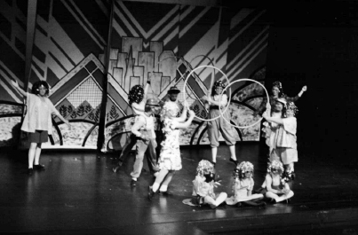 The Wiz - Junior Production (1987-1988 Season)
