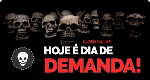 Curso online: DEMANDA ESPIRITUAL