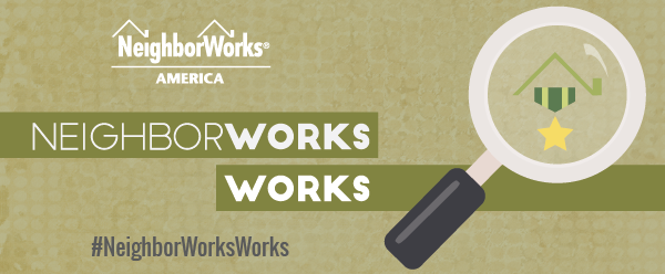 NeighborWorks Works email header