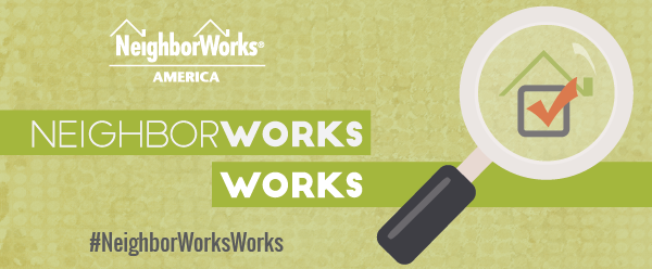 NeighborWorks Works, a weekly newsletter featuring stories and videos from the NeighborWorks network.
