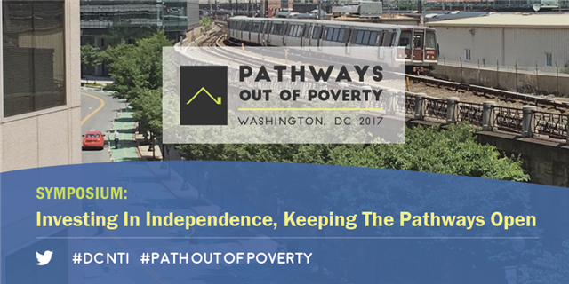 Graphic for Pathways Out of Poverty