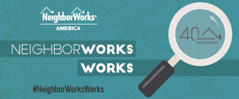 NeighborWorks Works - a weekly newsletter highlighting the NeighborWorks network