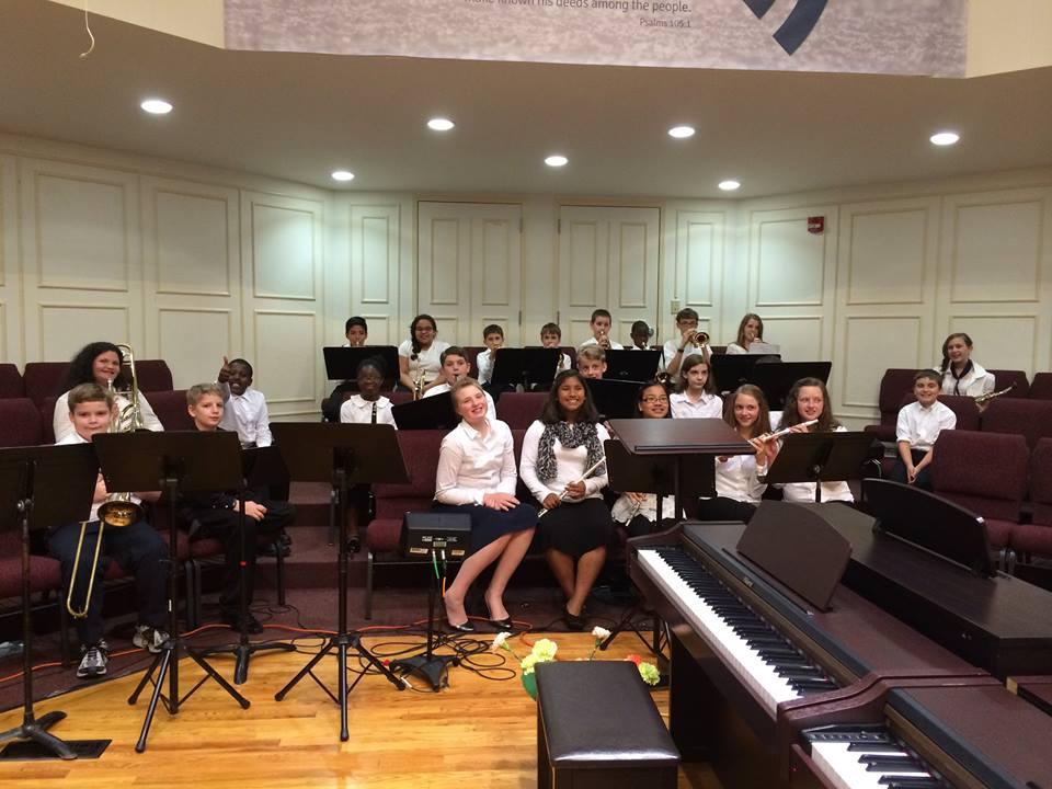 liberty band photo