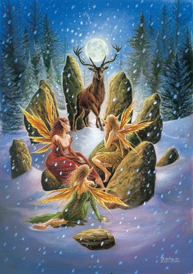 Yule, solstizio invernale, Medicina dei Significati