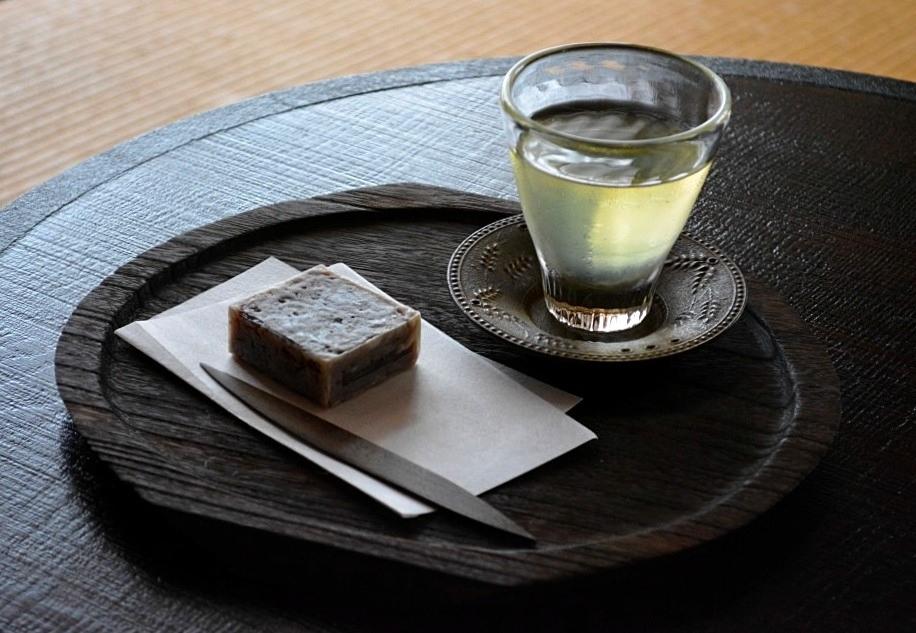 干菓子盆(無地) 岩本清商店