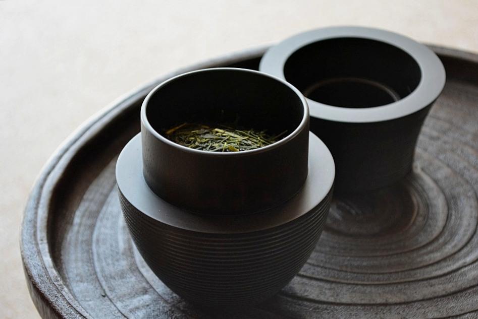 茶筒 karmi カルミ(釜)<我戸幹男商店>