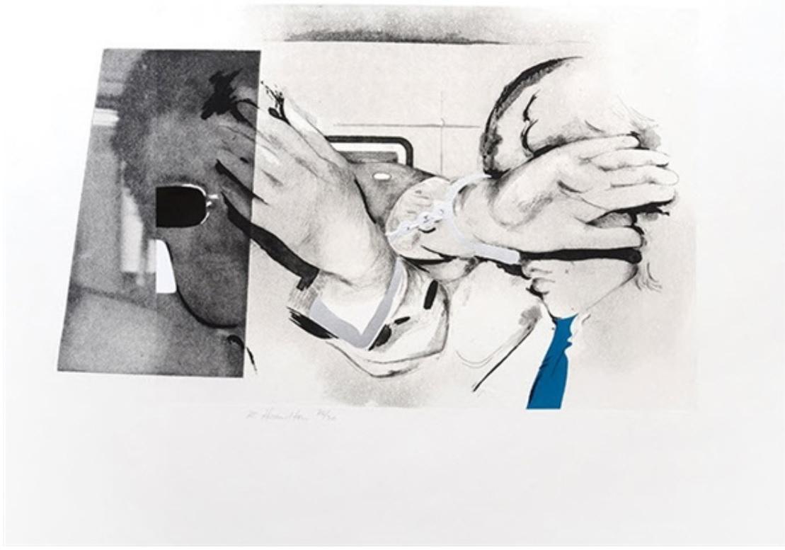 """ポップアートの先駆者と言われたアーティスト """"リチャード・ハミルトン ..."""