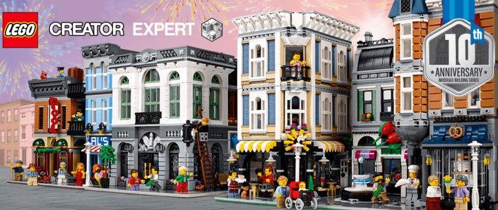 LEGO Creator 10255