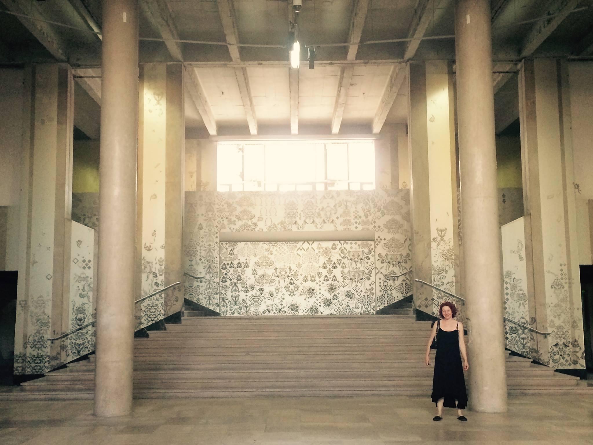 Hannah Bertram - Phoenix in Ruins Jun24-Sep13