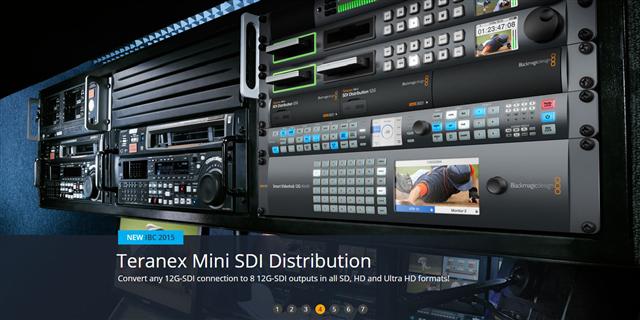Teranex Mini SDI Distribution