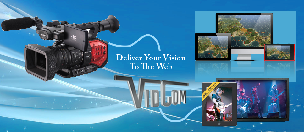 Delivering Your Vision to the Web