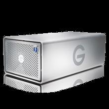 G-RAID with Thunderbolt
