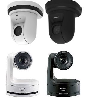 Panasonic PTZ and POV Cameras
