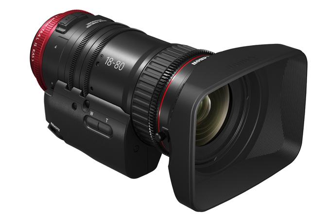 Canon Compact Servo 18-88mm T4.4 EF