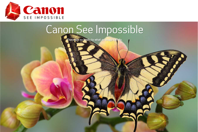Canon See Impossible