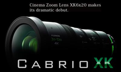 Fujifilm Cabrio XK