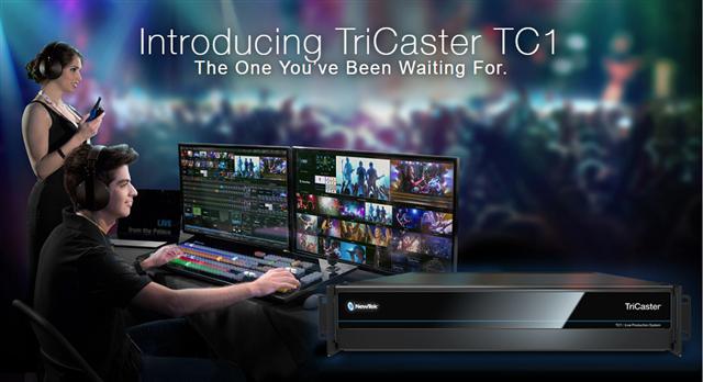 TirCaster TC1