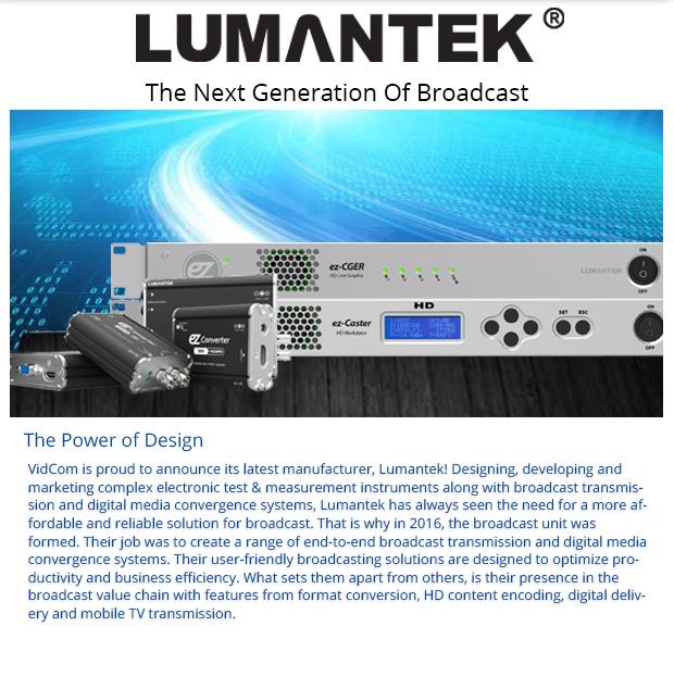 Lumantek Streaming
