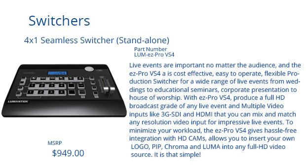 Lumantek Switchers
