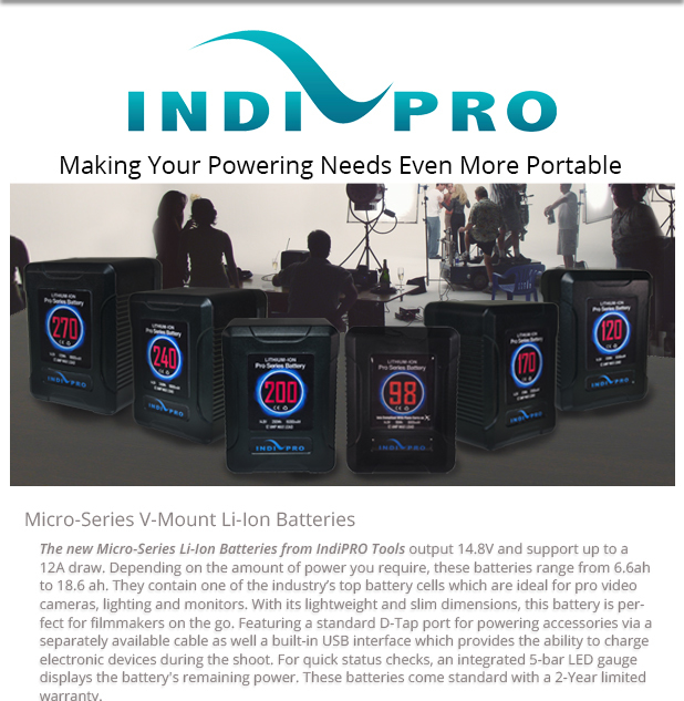 IndiPro Tools