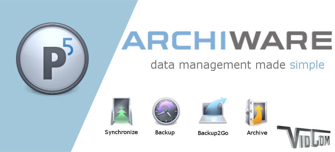 Archiware Backup2Go