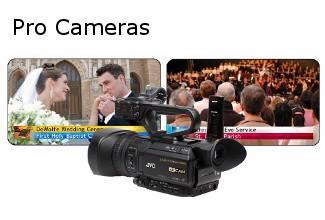 JVC Pro Cameras