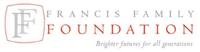 Francis Family Foundation logo