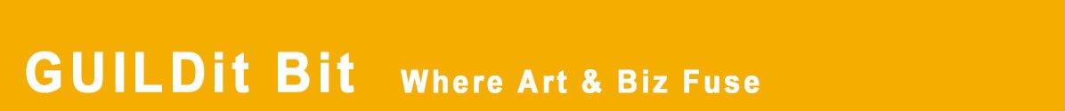 GUILDit  Bit - Where Art & Biz Fuse