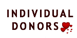 We Love Individual Donors