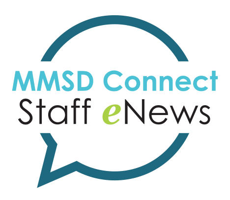 MMSD Connect Staff eNews logo
