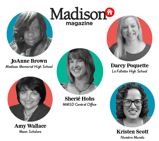 photo of Madison Magazine winners