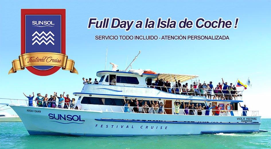 Full Day a la Isla de Coche