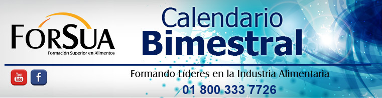 Calendario Bimestral, Abril-Mayo 2016