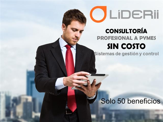 Consultoría SIN COSTO en Sistemas para PYMES
