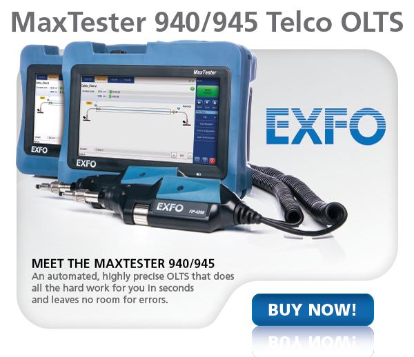 FiberOptic.com - MaxTester 940/945 OLTS