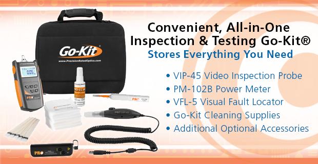Go-Kit Inspection and Test MSO Basic Kit