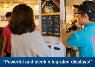 Litemax SDM ready system, the powerful and sleek integrated displays!