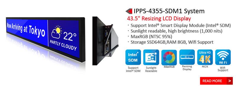 "Litemax 43.5"" Intel SDM Ready System"