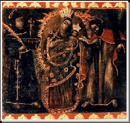 Imagen de la reliquia