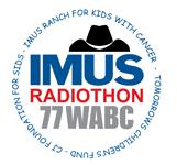 Imus Radiothon logo
