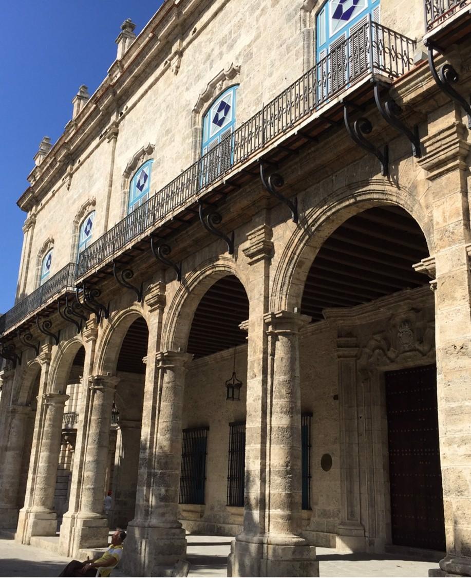 Havana architecture