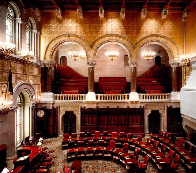 New York State Senate Chamber