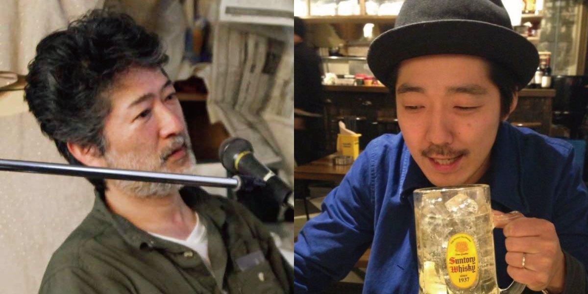 「会田誠の月イチぼったくりBAR」第13夜 ゲスト:秋山佑太