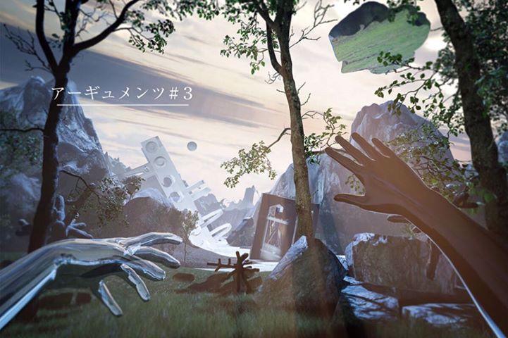 アーギュメンツ刊行記念イベント「風景と流通のフォルム」登壇者:布施琳太郎、梅沢和木司会:齋藤恵汰