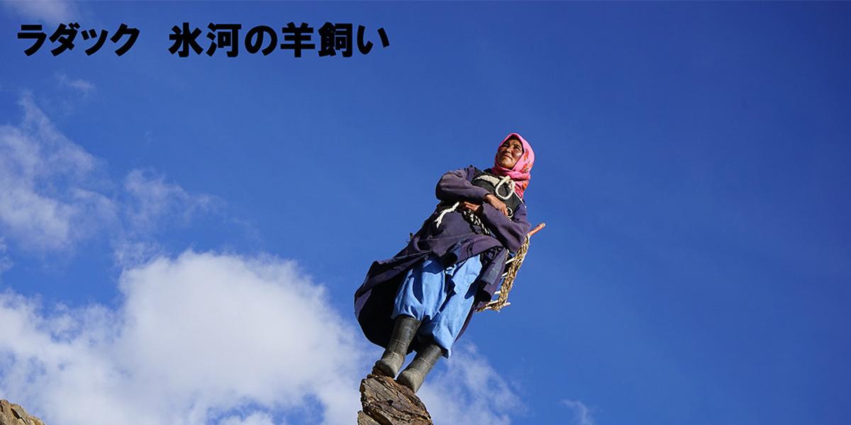 『ラダック 氷河の羊飼い』上映会~ラダックの秘境に1人生きる、羊飼い女性の壮大ドキュメンタリー~